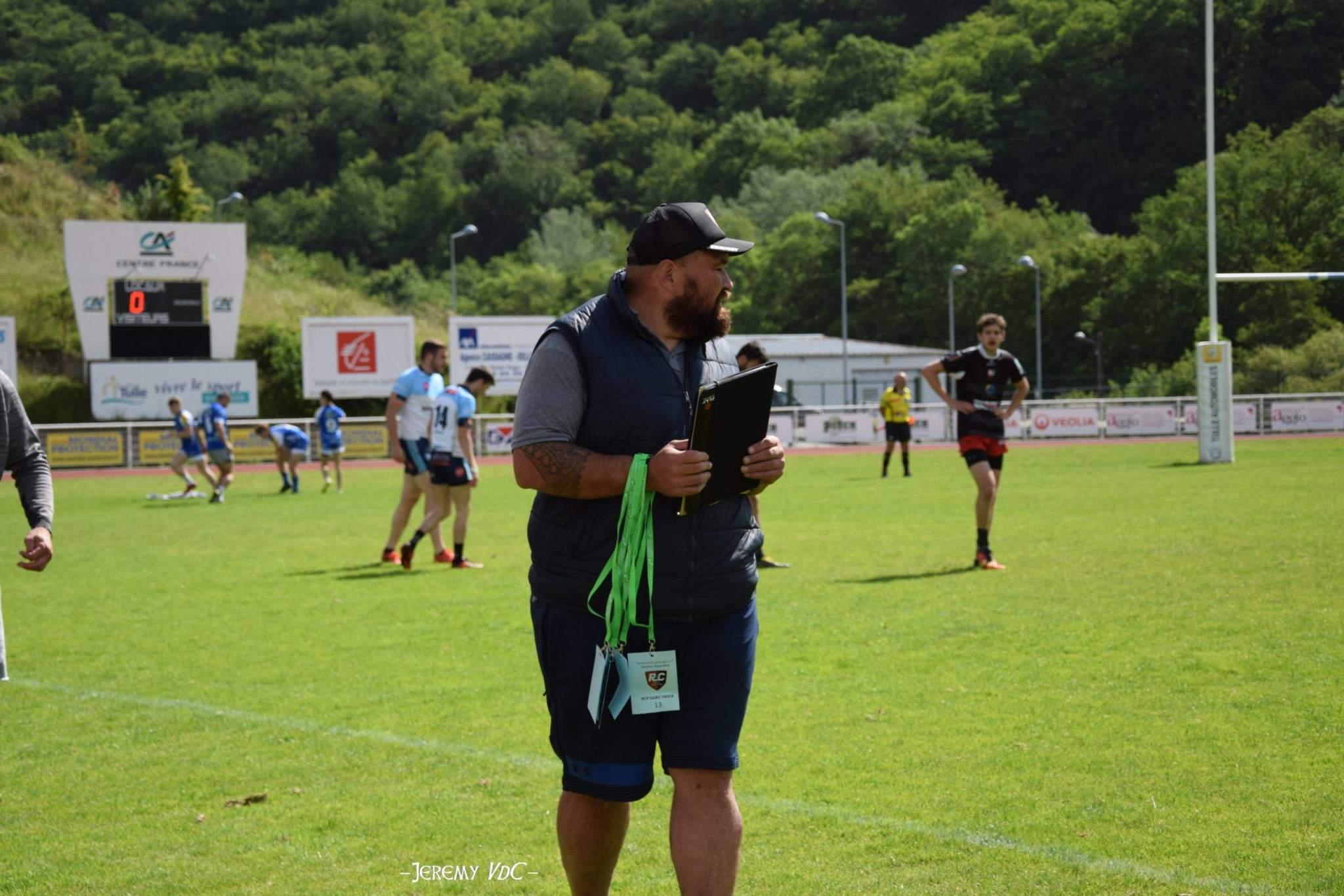 Jérôme Filitoga va passer de Saint-Yrieix vers Causse Vézère durant cette intersaison (archive photo Jeremy VdC)