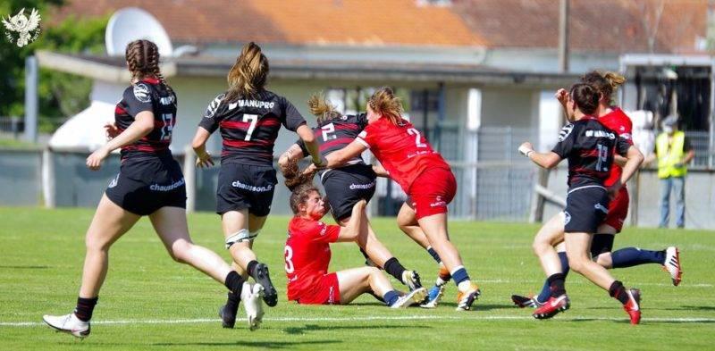 Blagnac Stade Toulousain ©photo JM Lestage RugbyAmateur (2)