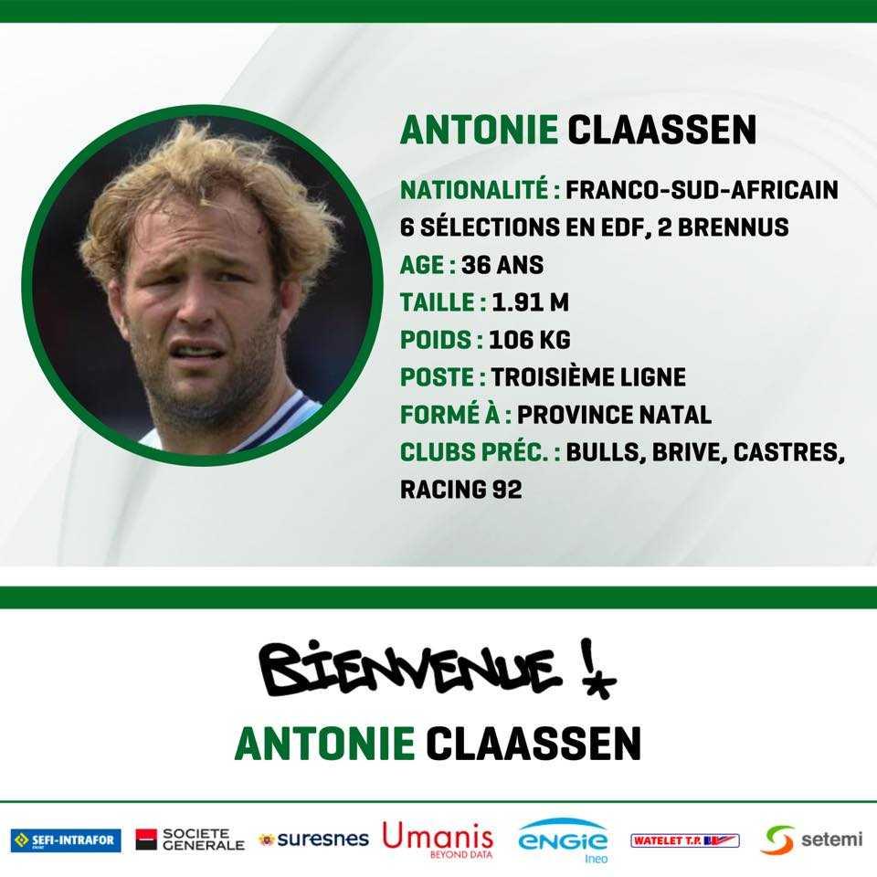 Antonie Claassen
