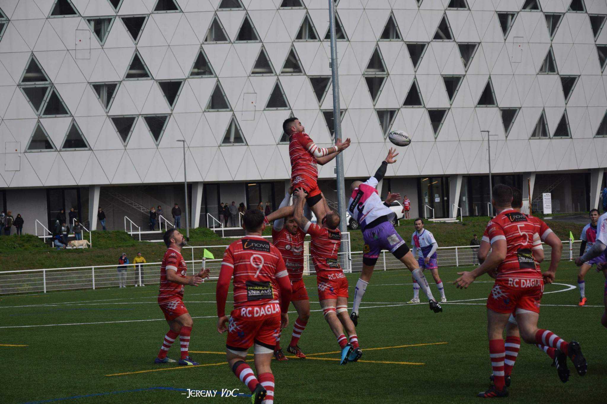 Limoges et Daglan se recroiseront à la rentrée (crédit photo Jeremy VdC)