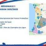 régionale 1 qualif phases finales