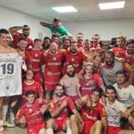 Le FCV victorieux à St Gi
