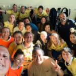 Le selfie de la victoire de nos Jaunardes