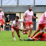 Le rose leur va si bien les Nîmois l'emportent pour la quatrième fois d'affilée en championnat Photo Site RC Nîmes
