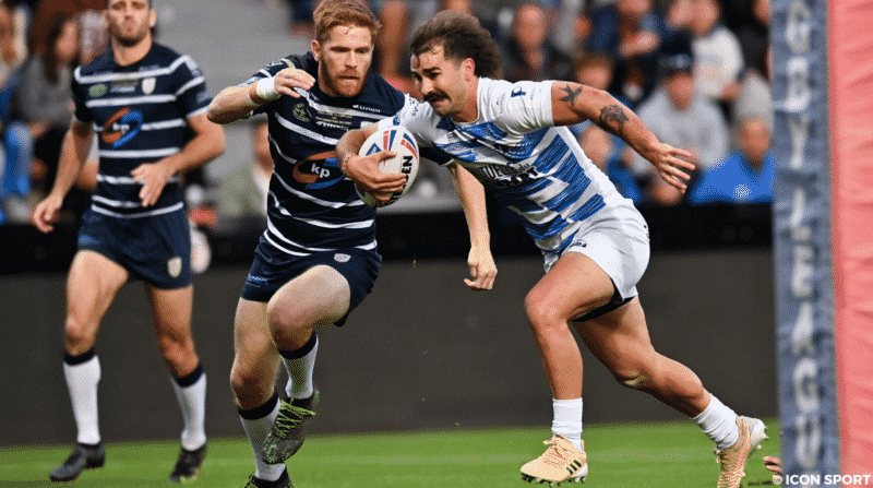 Mathieu Jussaume Toulouse Featherstone