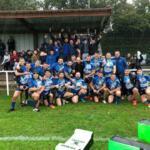 Victoire Emd rugby plaine de l'Ain