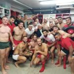 Victoire de Nimes contre Saint Sulpice sur Lèze 21 14, la quatrième en 4 matchs