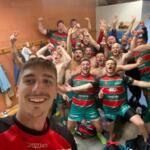 Victoire du cjf rugby en honneur centre val de Loire contre dammarie