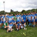 photo de l'équipe réserve de l'USL xv