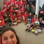 victoire dess féminines de Biarritz 56 19 contre saint palais