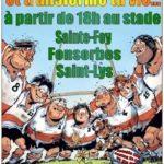 US CANTON DE SAINT-LYS - SAINTE FOY