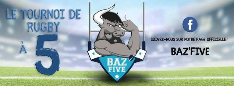 Rugby à 5 : le Baz'five St Jean vous attend