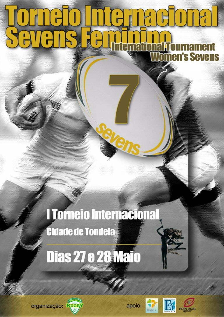Féminines : le Rugby Clube de Tondela (Portugal) vous invite pour son tournoi