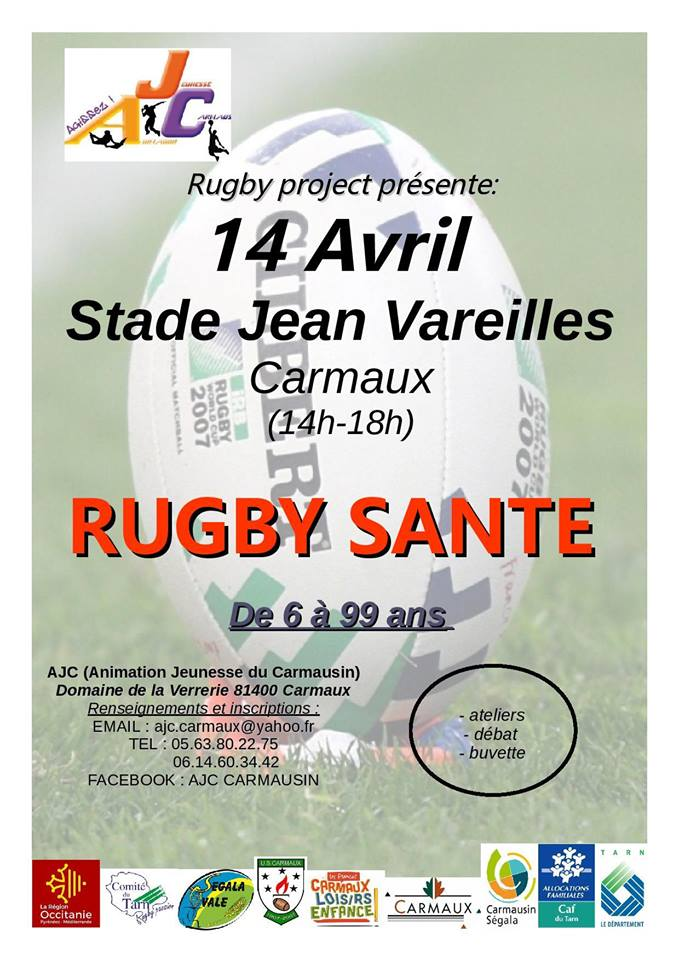 RUGBY SANTE