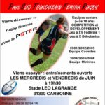 Pays Sud Toulousain Femina Rugby