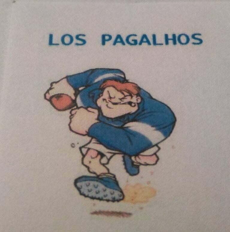 31 : Los Pagalhos et les Campagnols (vétérans) recrutent