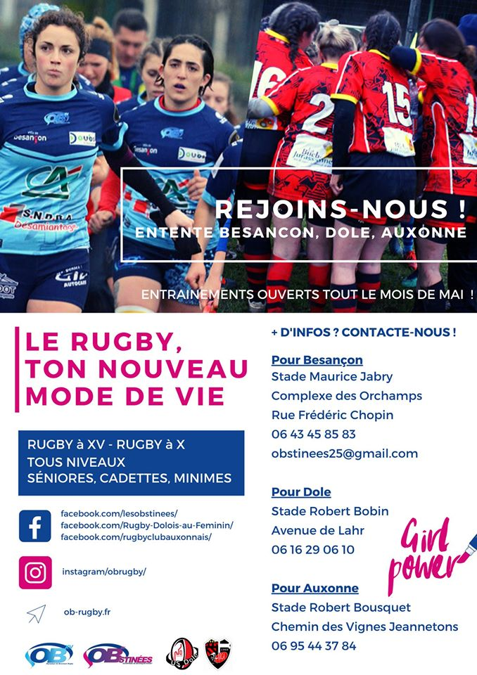 Besançon : Recrutement saison 2020/2021