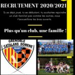 GRENOBLE CATALANS DOMÈNE RUGBY
