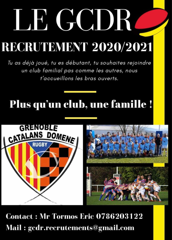 Ligue AURA : club 3ème série recrute