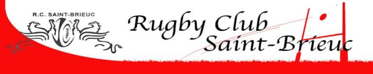 Saint-Brieuc Rugby RECRUTE